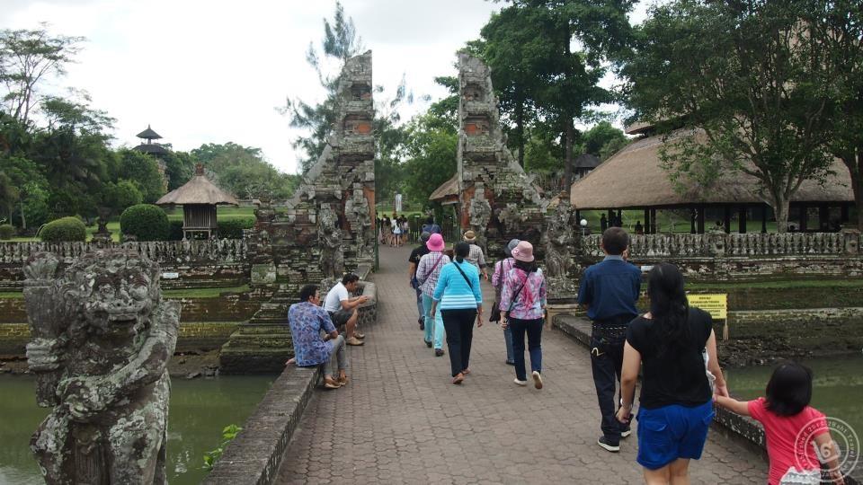 Taman Ayun Gate