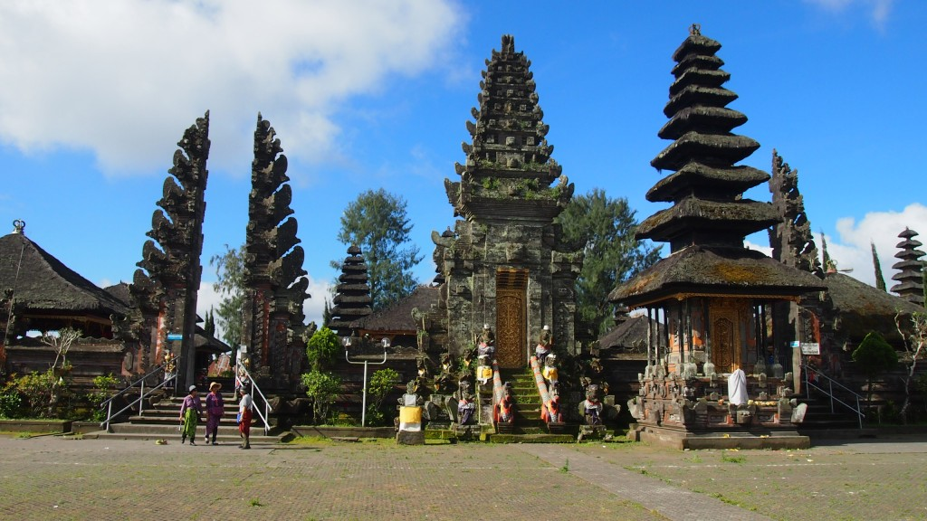 Ulun Danu Temple Batur