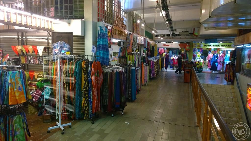 Batik Central Market KL