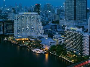 Shangri-la Bangkok (ภาพจากเว็บไซต์โรงแรม)