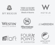 แบรนด์โรงแรมในเครือ Starwood Hotels