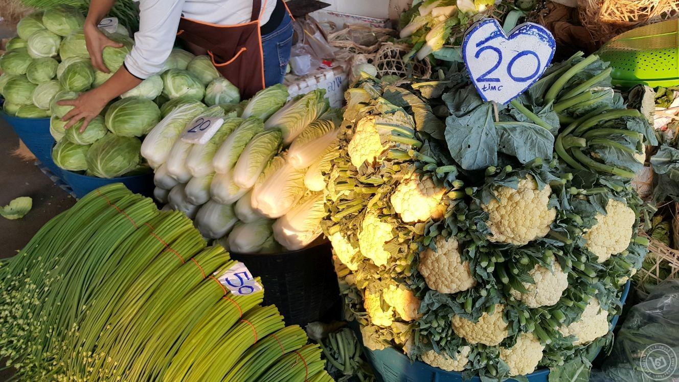ตลาดไท ตลาดผัก