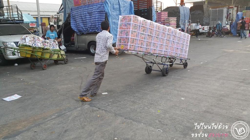 ตลาดไท ตลาดส้ม