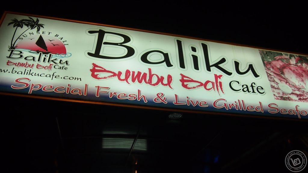 Baliku Cafe