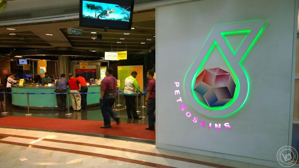 Petrosains Petronas