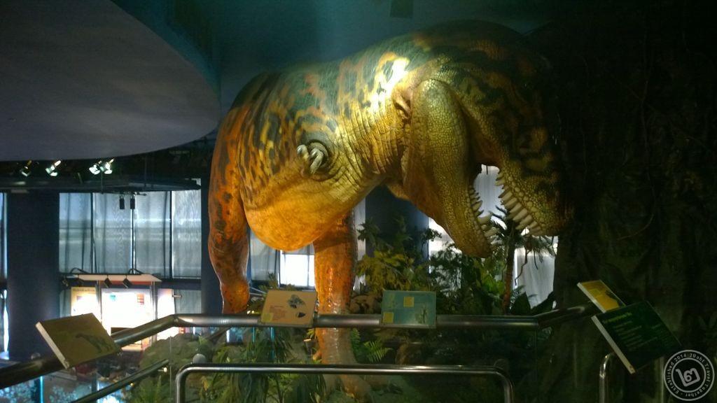 Petrosains T-Rex