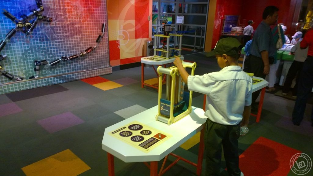 Petrosains Science