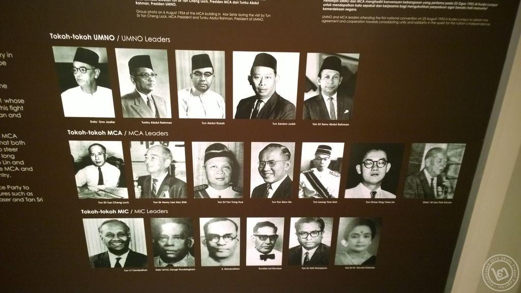 UMNO Leaders