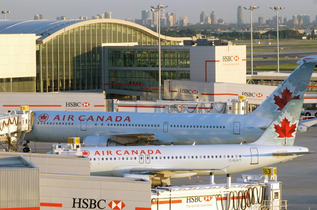 ภาพจากเว็บไซต์ Air Canada