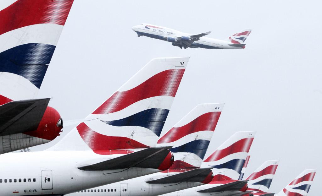 ภาพจากเว็บไซต์ British Airways