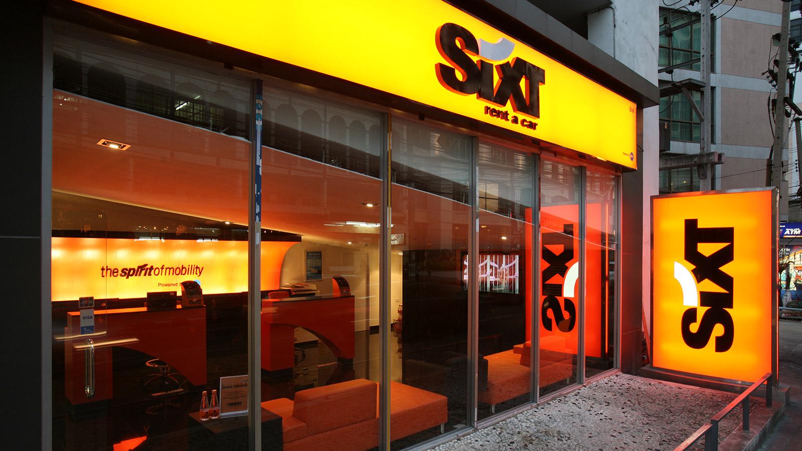 Sixt Thailand