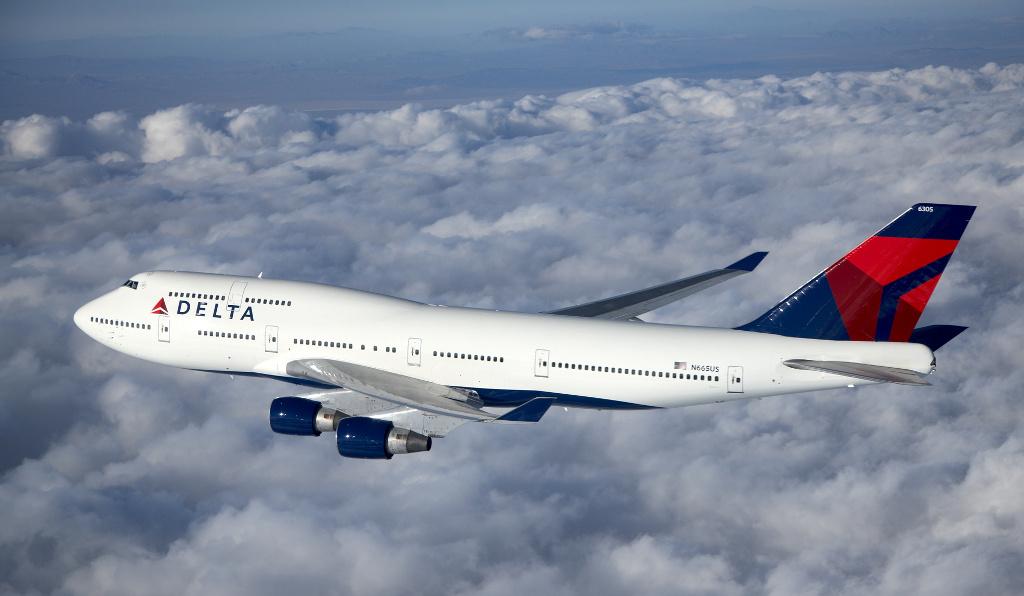 ภาพจากเว็บไซต์ Delta Air Lines