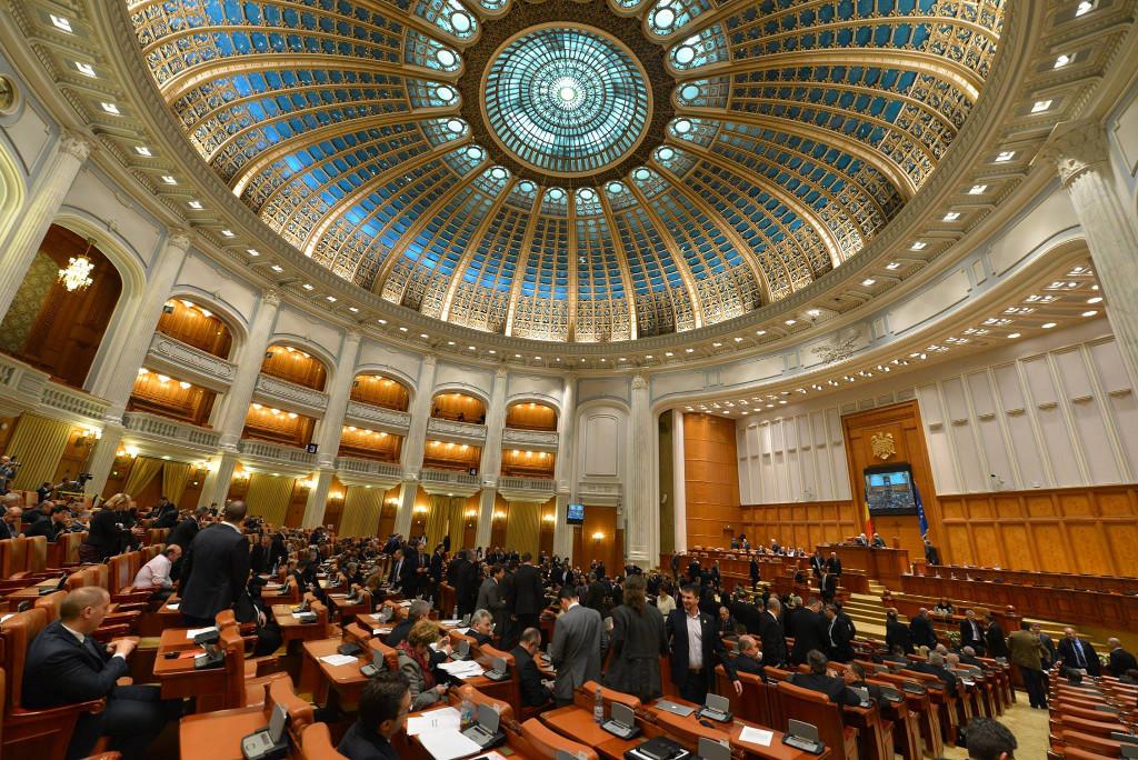 ภาพจาก Facebook - Parlamentul Romaniei Camera Deputatilor Pagina Oficiala