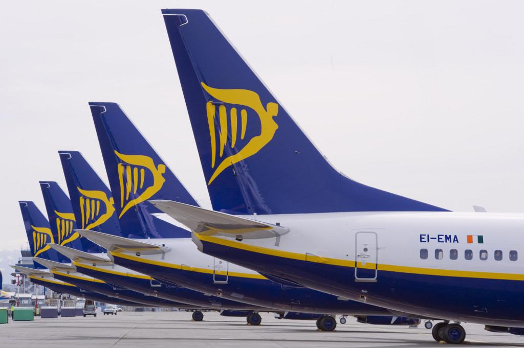 ภาพจากเว็บไซต์ Ryanair