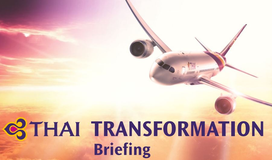 Thai Airways Transformation