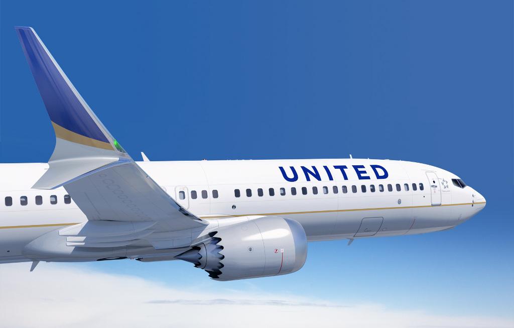 ภาพจากเว็บไซต์ United Airlines