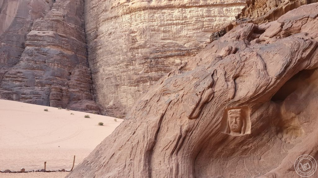 Wadi Rum - Lawrence of Arabia