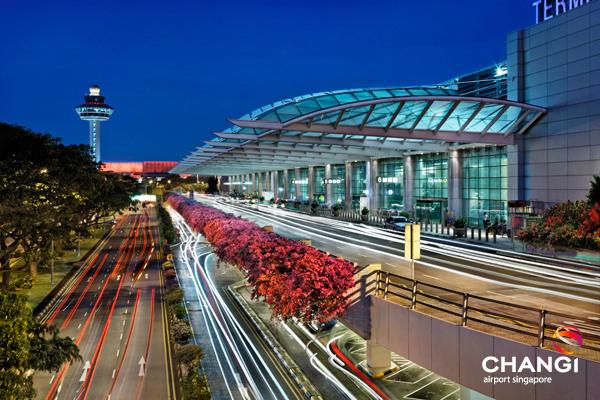 สนามบินชางงี (Changi Airport)