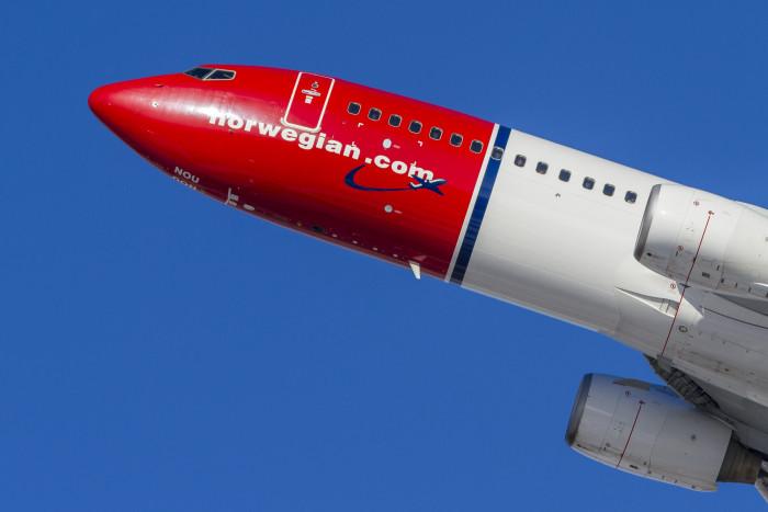 ภาพจากเว็บไซต์ Norwegian