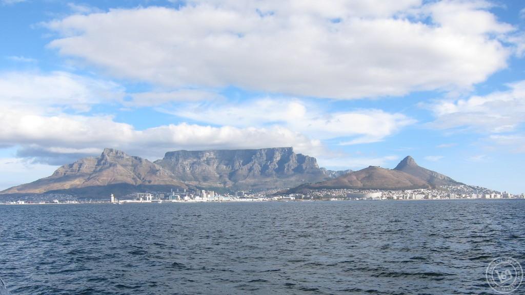 Table Mountain ภูเขาหัวตัด เคปทาวน์ แอฟริกาใต้ - 2Baht