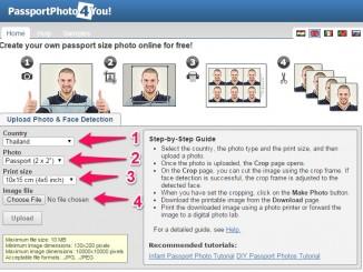 passport photo 4 you