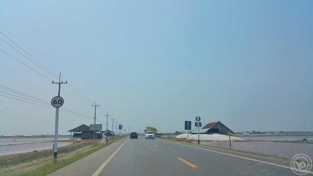 ถนนเลียบชายฝั่งทะเล คลองโคน - หาดชะอำ