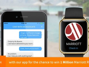 Marriott Mobile App
