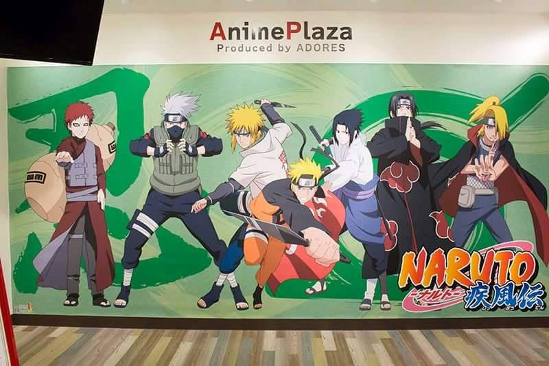 ภาพจาก Facebook Naruto's love & friendships