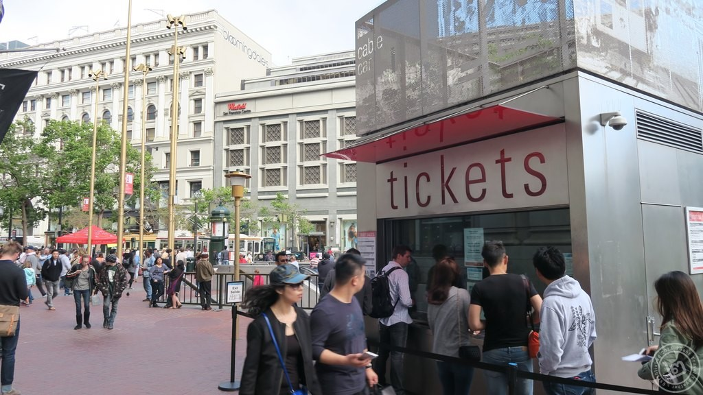 MUNI Ticket Sales