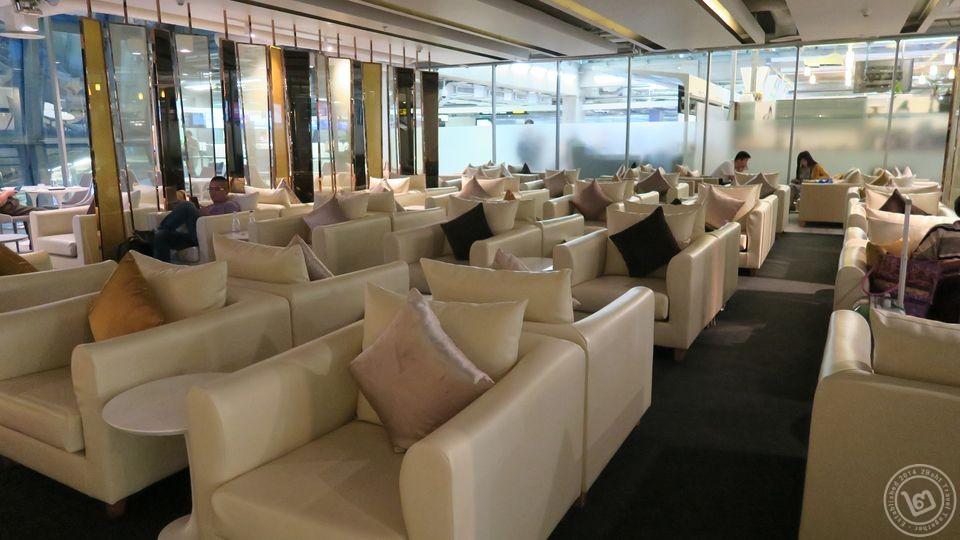 Louis Tavern CIP Lounge Suvarnabhumi Airport