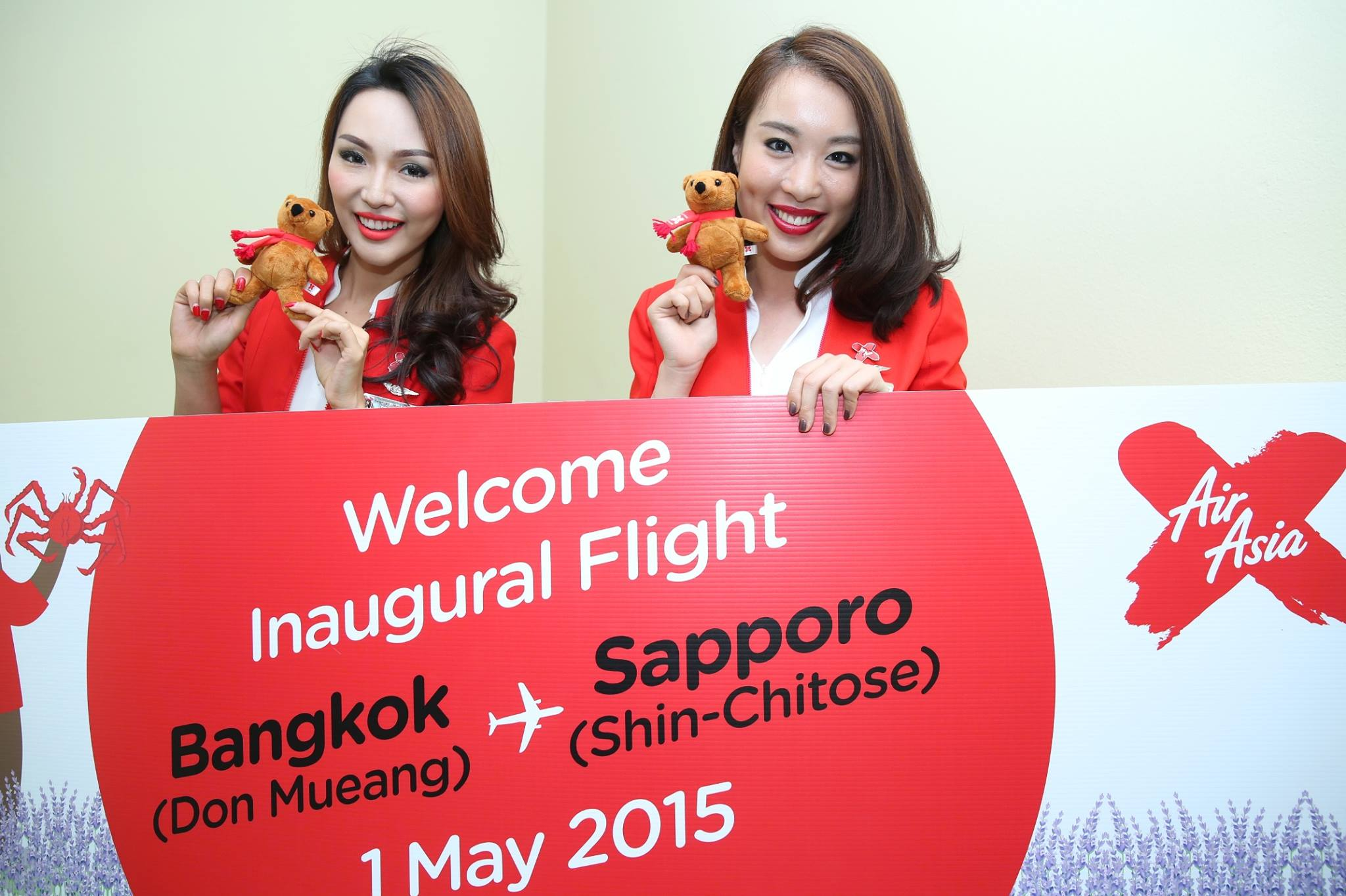 ภาพจาก Facebook Thai AirAsia