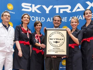 World Best Airlines 2015