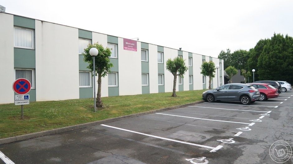 Mercure Caen Côte de Nacre Herouville Saint Clair Hotel