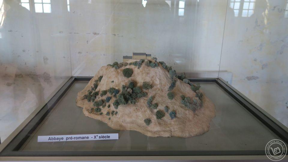 พัฒนาการของ Mont Saint-Michel