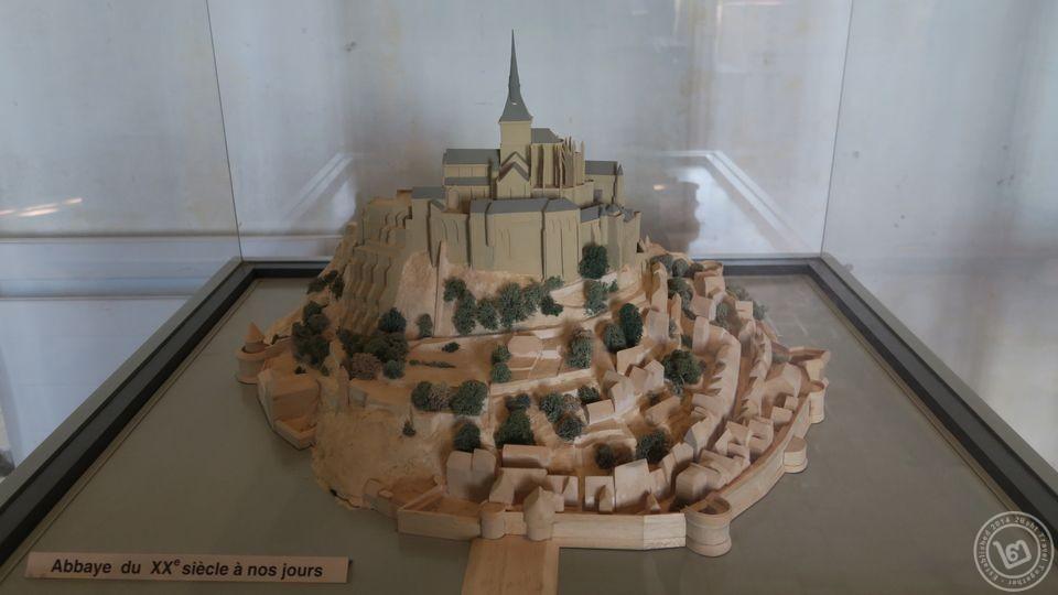 Mont Saint-Michel ในศตวรรษที่ 20-21