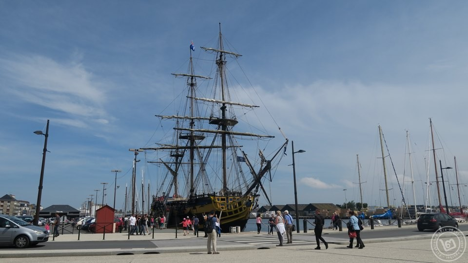 St. Malo Pirates Ship