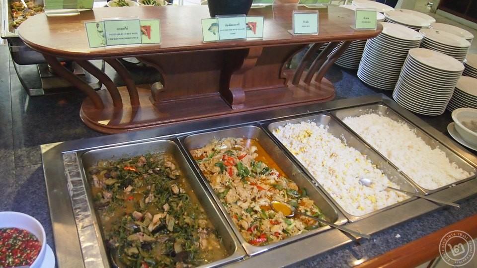 ไลน์อาหารไทย กับข้าว