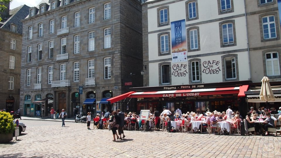 Saint Malo Cafe