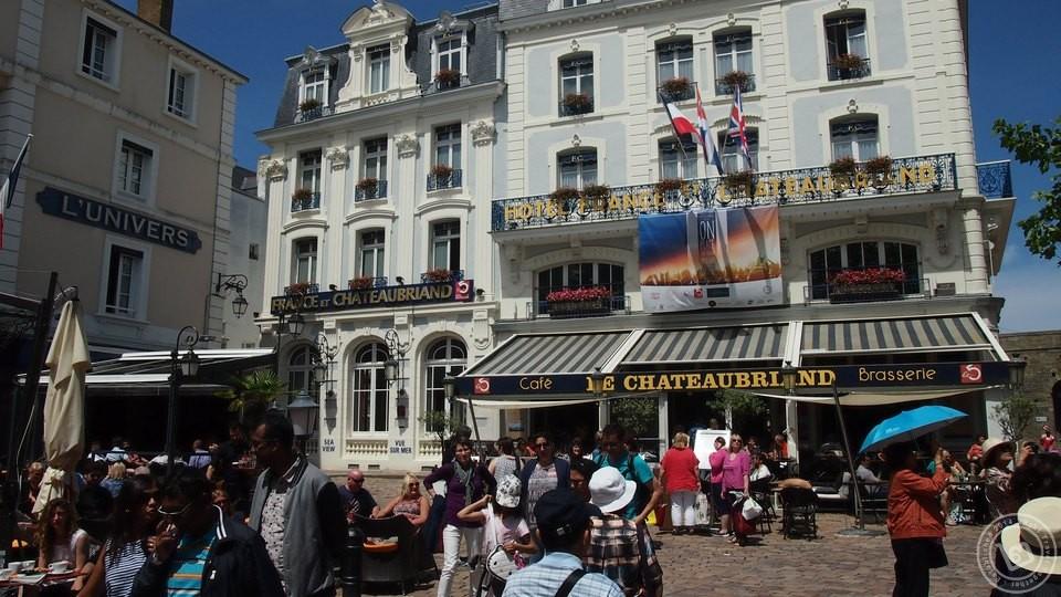 Le Chateaubriand St.Malo