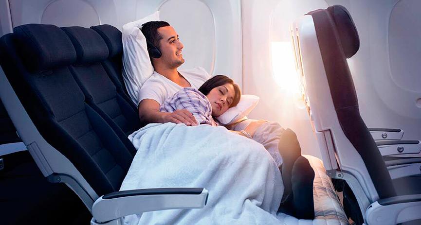 ภาพจาก Air New Zealand