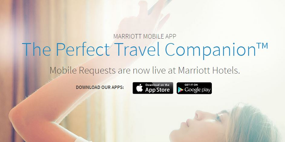 Marriott Mobile App