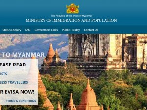 Myanmar Immigrant