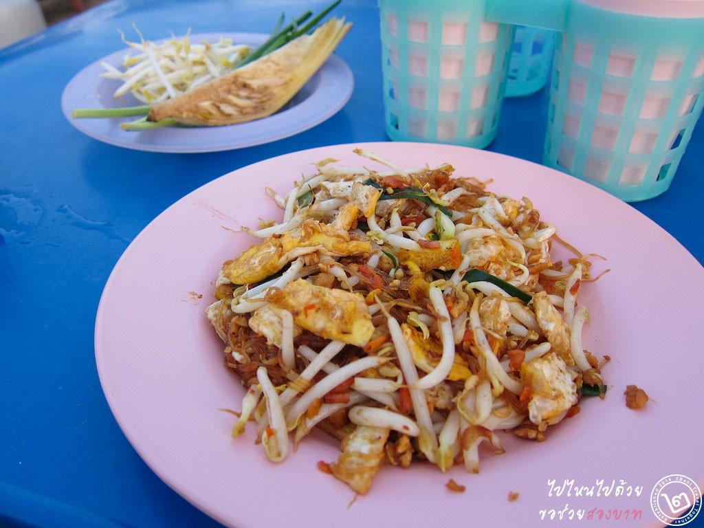 ผัดไท อาหารไทยยอดฮิตในโลกตะวันตก ส่วนหนึ่งอาจเป็นเพราะรสชาติไม่เผ็ดเกินไป