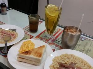 Breakfast Hong Kong อาหารเช้าฮ่องกง