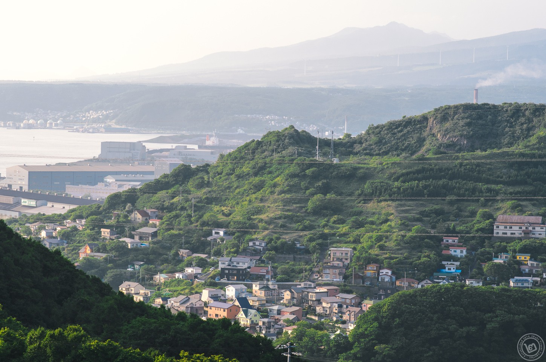 ขับรถ เที่ยวฮอกไกโด (Hokkaido) เมือง Muroran