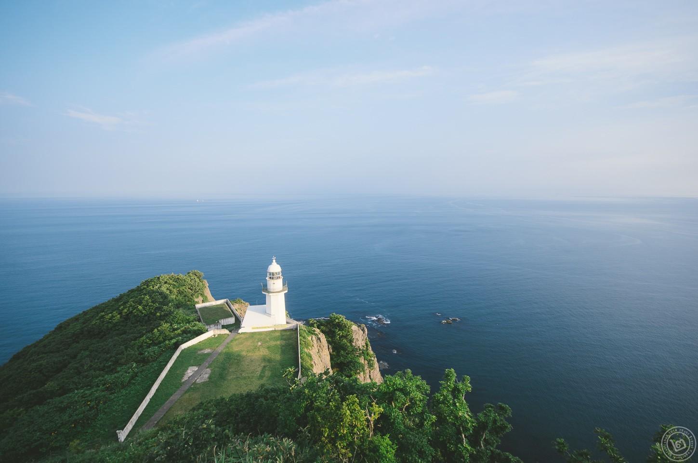 ขับรถเที่ยวฮอกไกโด (Hokkaido) แหลม Cape Chikyu