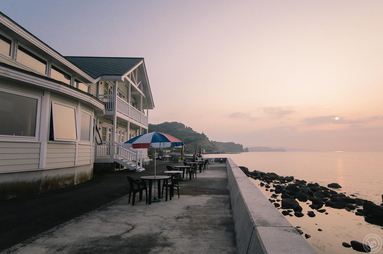 บ้านพักริมทะเล otaru-geihinkan ใกล้ Otaru, Hokkaido