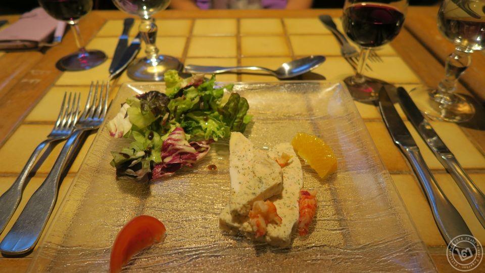 Taverne de Maitre Kanter - Salad