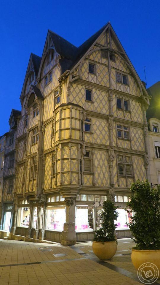 Maison d'Adam - Angers อองเช่
