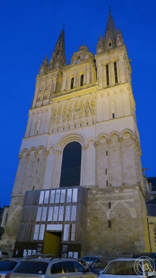 Saint Maurice Cathedral of Angers